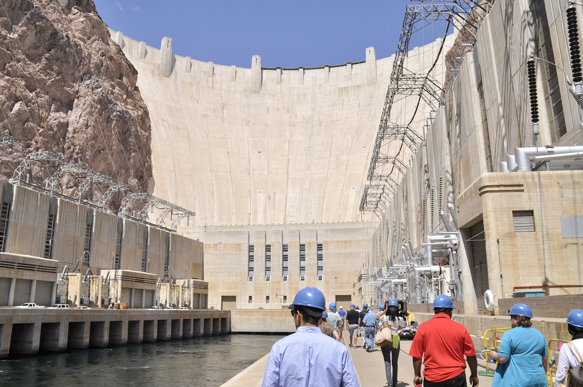 A Tour Of Hoover Dam And The Colorado River Aqueduct
