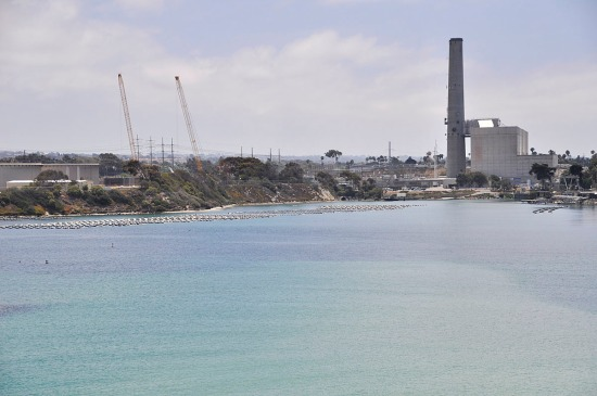 It's still unknown what effect Poseidon's Carlsbad Desalination Plant under construction next to the Encina Power Plant will have on San Diego water rates.
