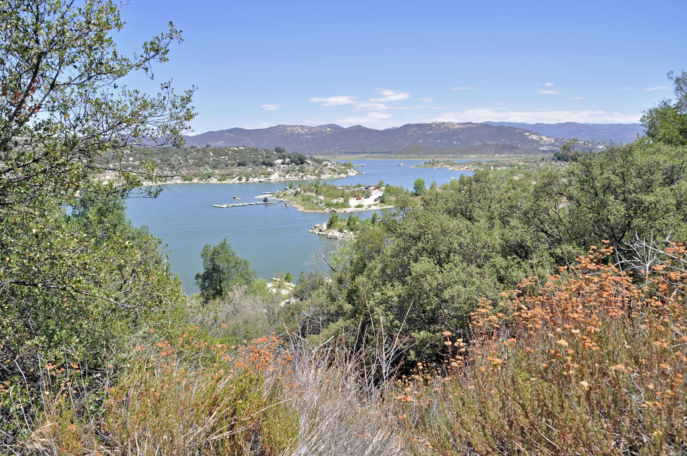 Barrett Reservoir GrokSurf s San Diego